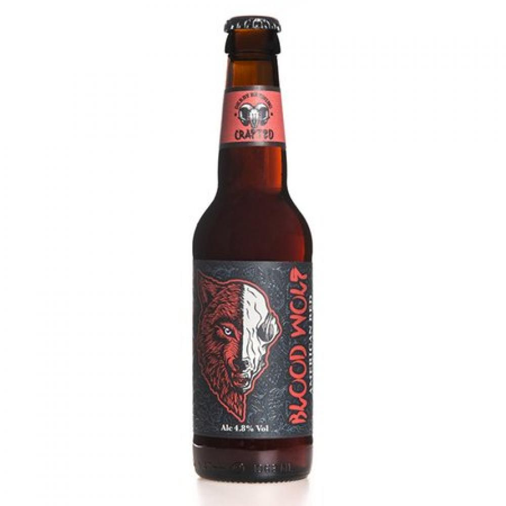 Derby Brewing Company Blood Wolf American Red 330ml