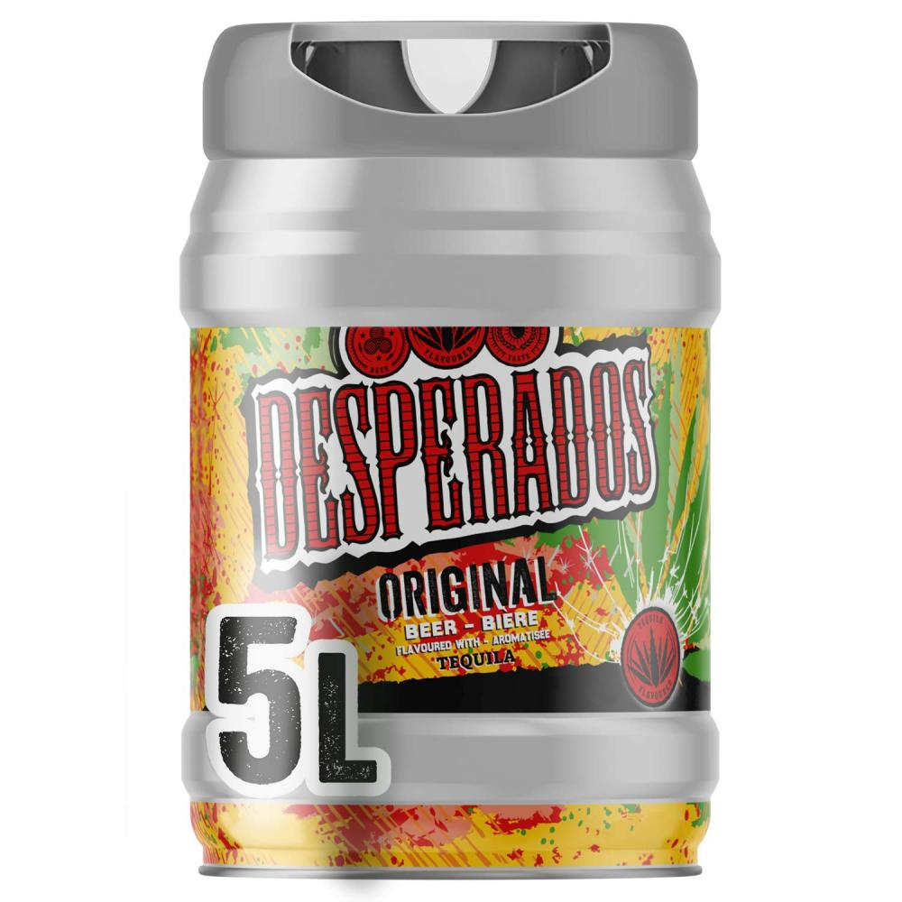 Desperados Draught Sharing Keg 5L