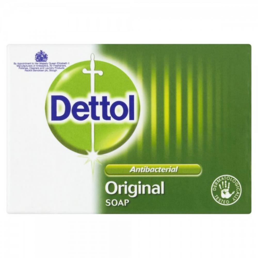 Dettol Bar Soap Original 100g