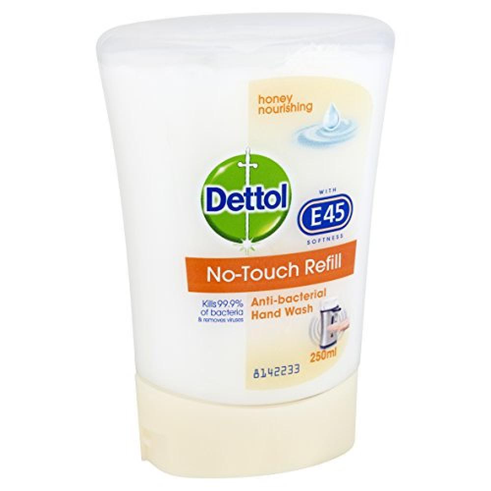 Dettol No-Touch Refill Hand Wash Honey Nourishing 250ml