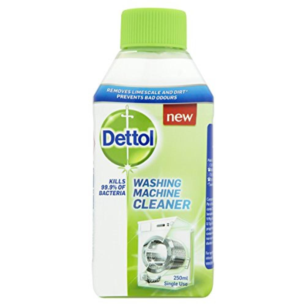 Dettol Washing Machine Cleaner 250 ml | Approved Food
