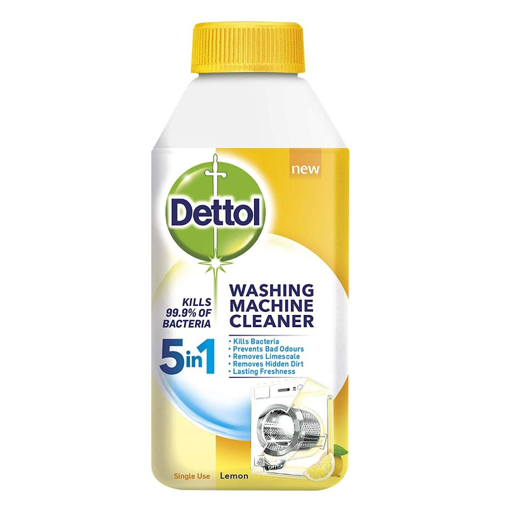 Dettol Washing Machine Cleaner Lemon Breeze 250ml