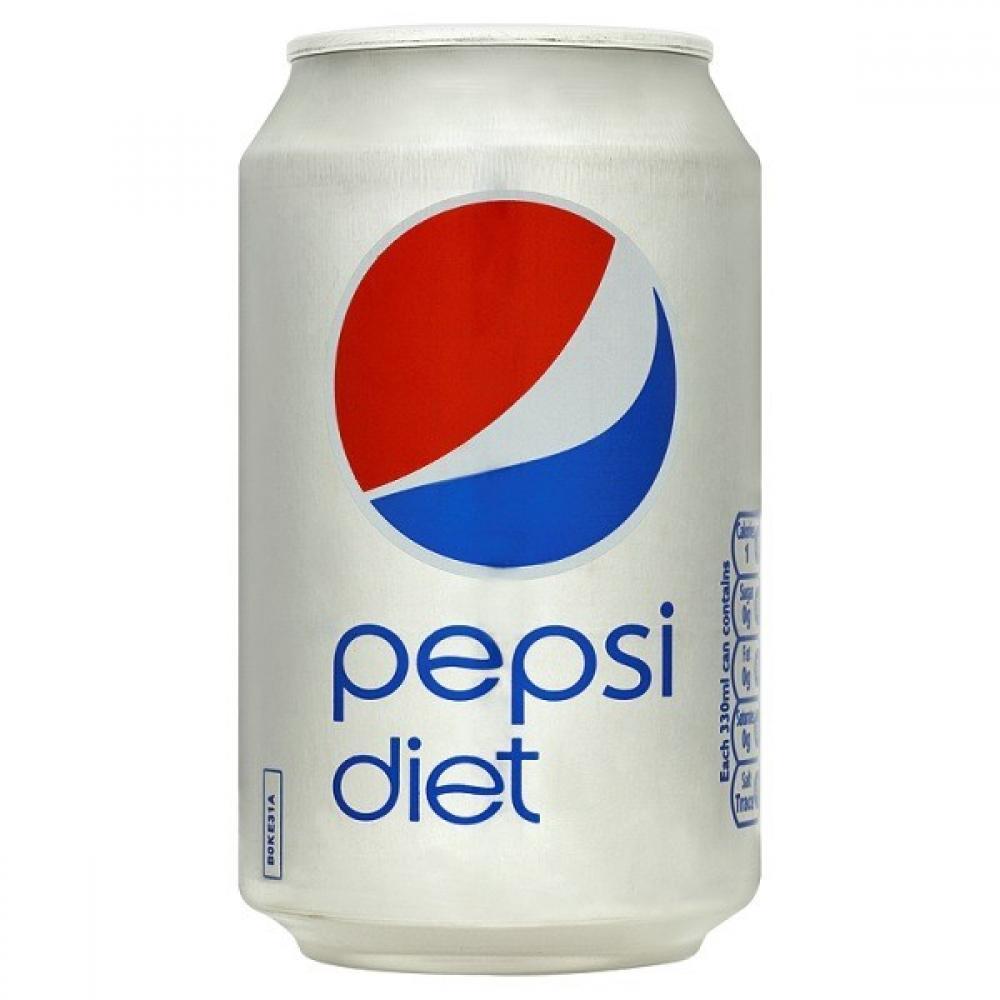 Diet Pepsi 330ml