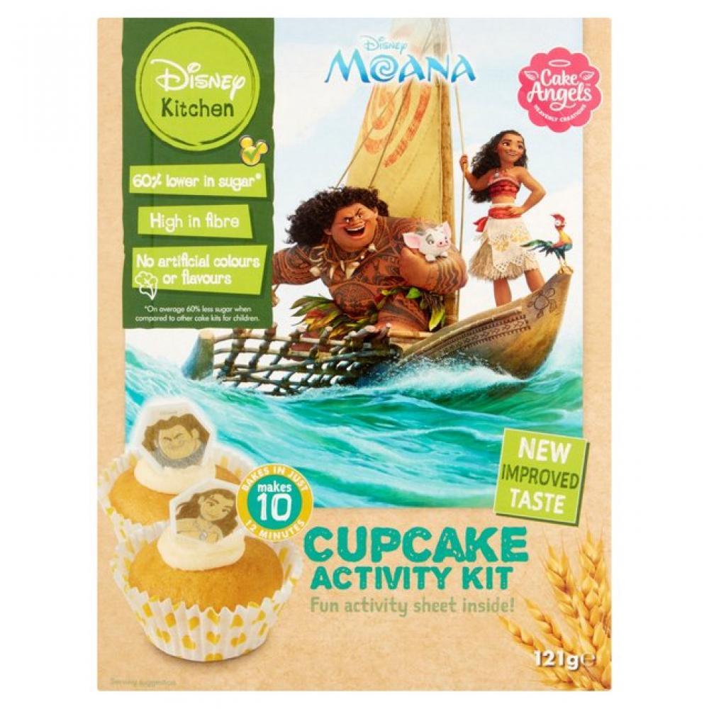 Disney Moana Cupcake Activity Kit 121g