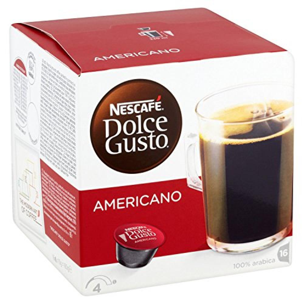 WEEKLY DEAL  Nescafe Dolce Gusto Americano 16 Capsules