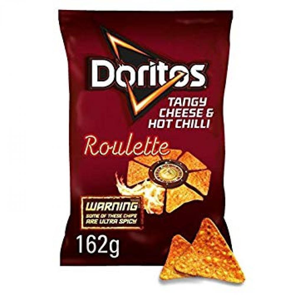 Doritos Roulette Tabasco 162g