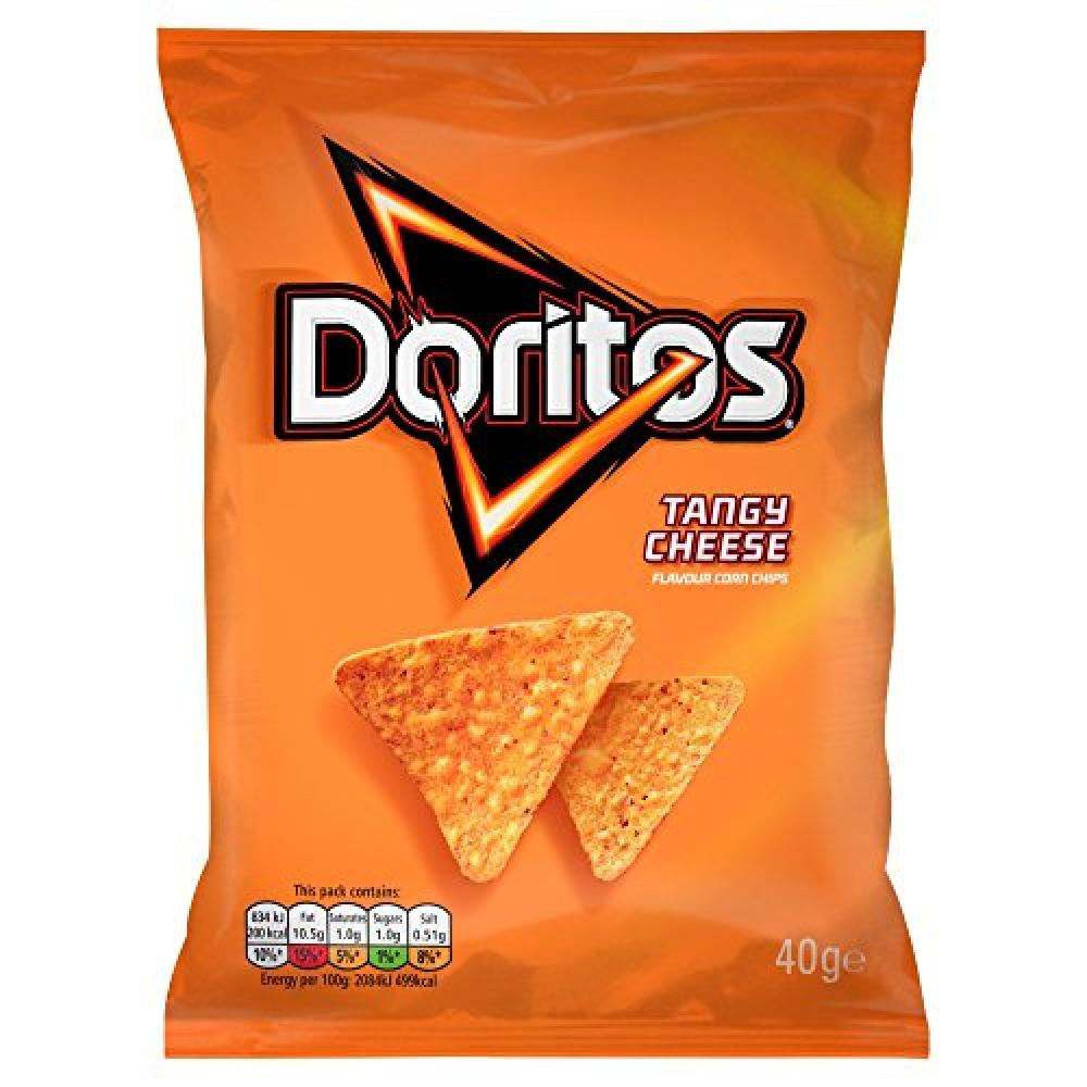SUMMER SALE  Doritos Tangy Cheese 40g