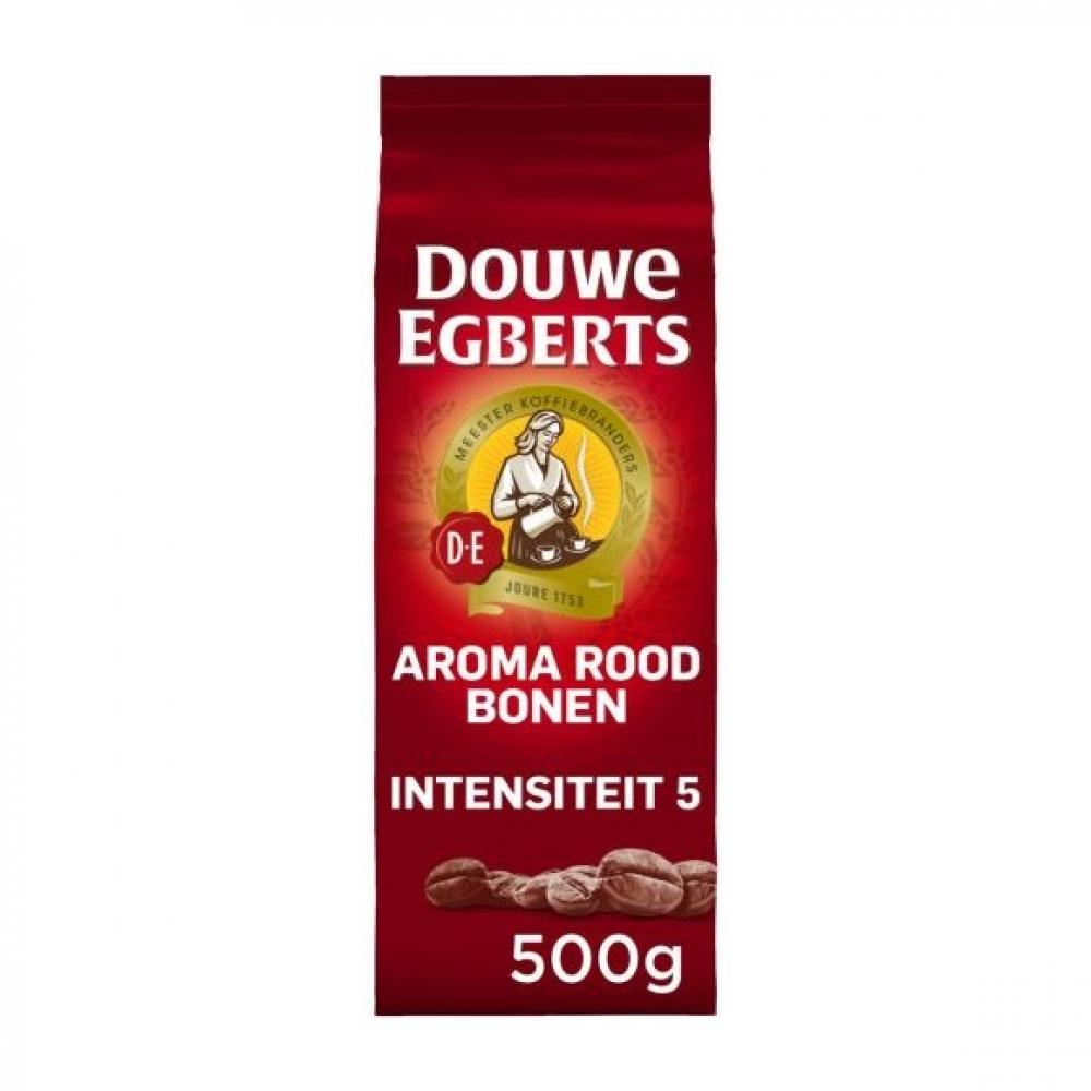 Douwe Egberts Aroma Red Coffee Beans 500 g