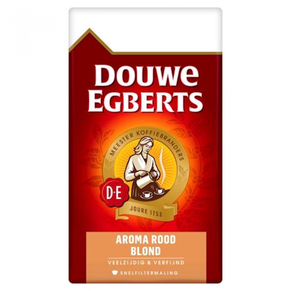 Douwe Egberts Aroma Rood Blond Coffee 500g