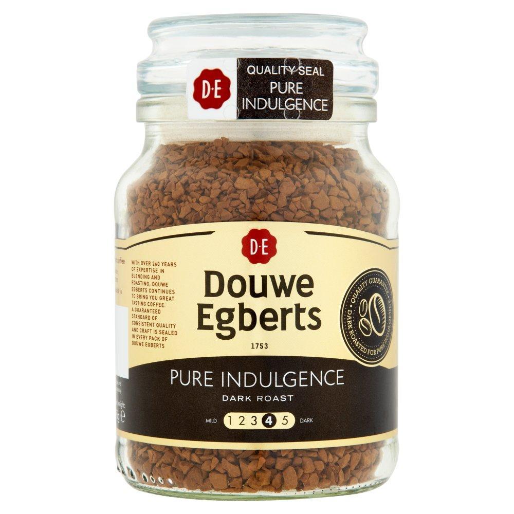 Douwe Egberts Pure Indulgence Dark Roast Coffee 95g
