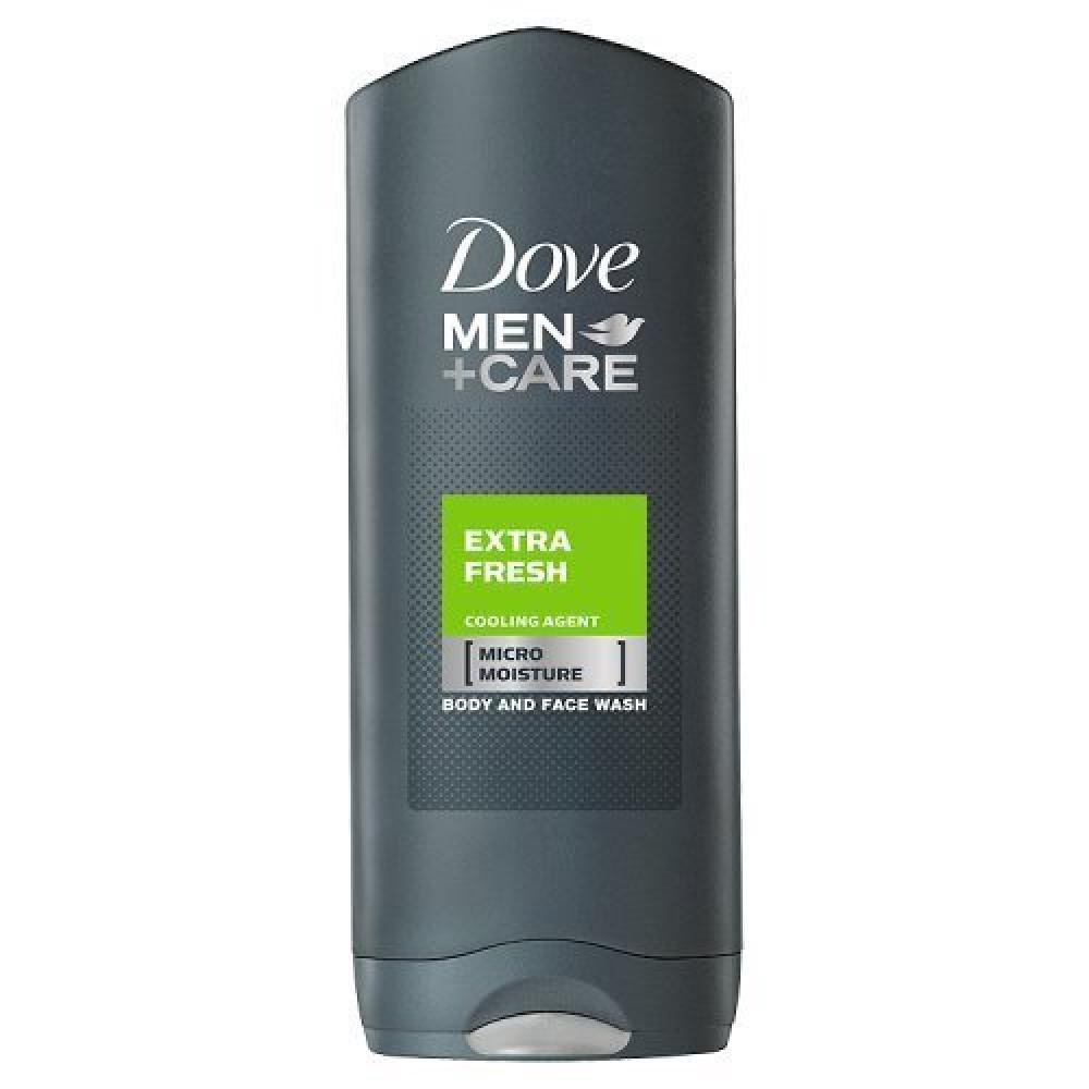 Dove Men and Care Extra Fresh Body and Face Wash 400 ml
