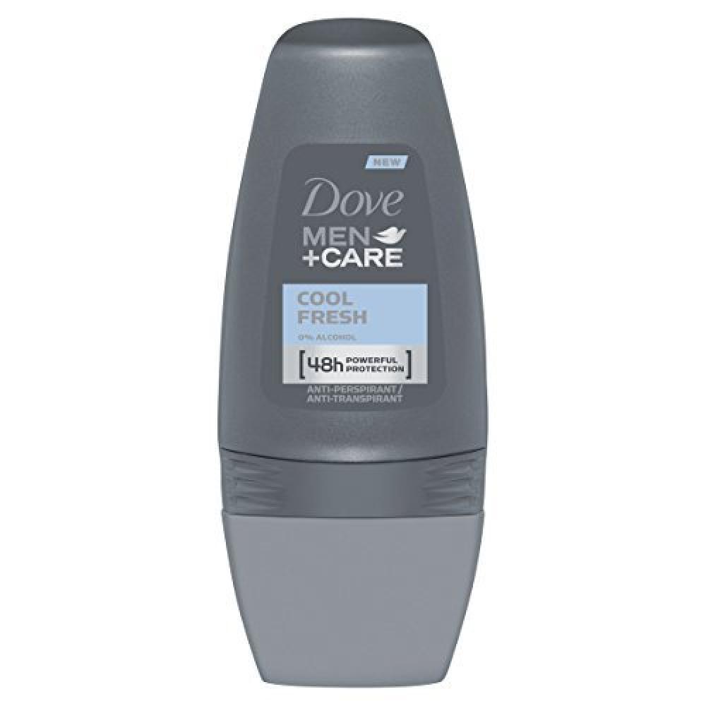 Dove Men plus Care Cool Fresh Anti-Perspirant Deodorant Roll-On 50 ml