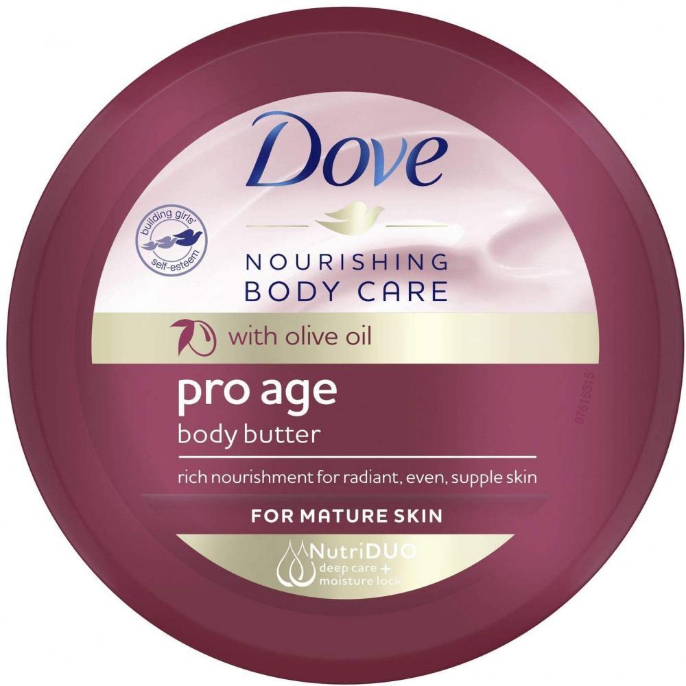 Dove Nourishing Body Care Pro Age Body Butter 250ml
