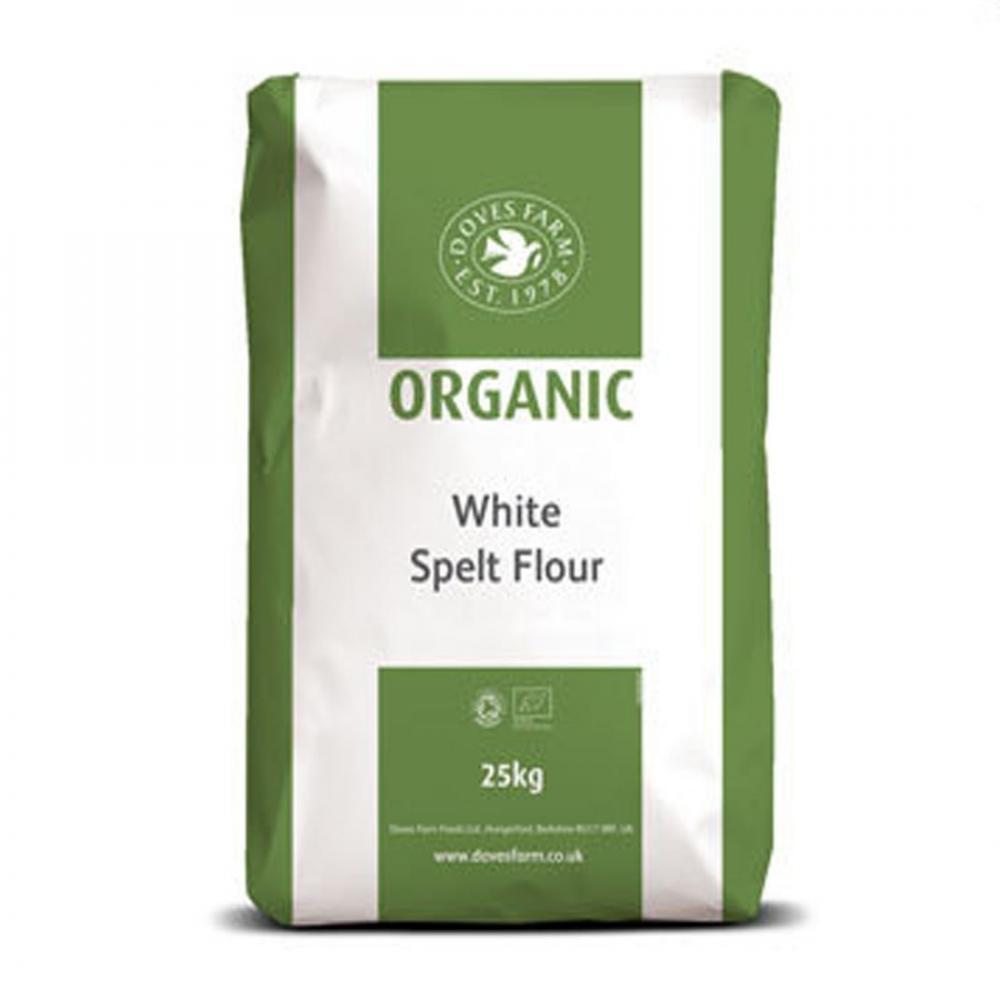 Doves Farm White Spelt Flour 25kg