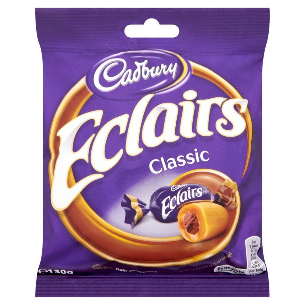 Cadbury Eclairs Classic 130g