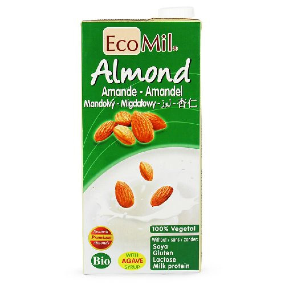 EcoMil Almond Drink 1Litre