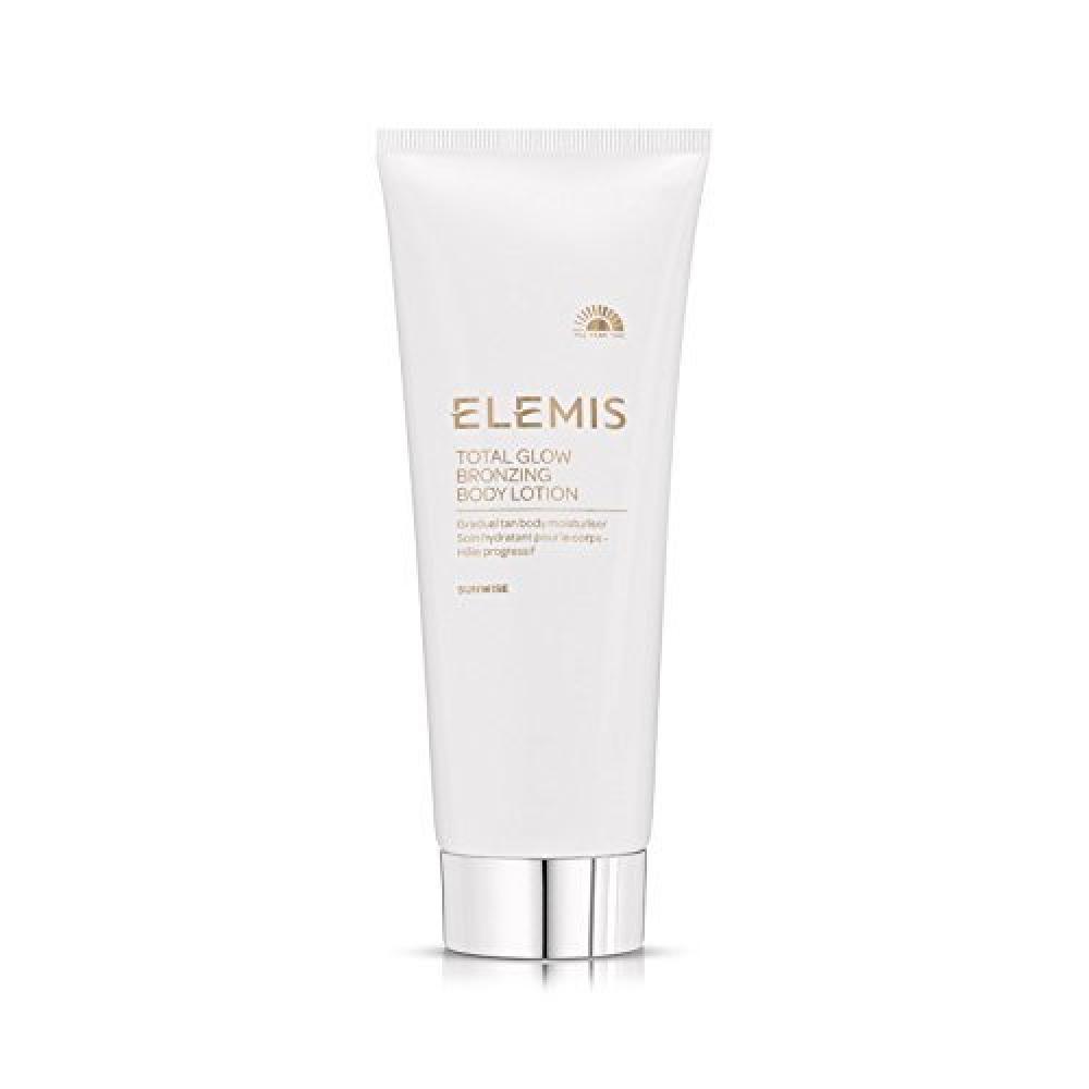 Elemis Total Glow Bronzing Body Lotion - Gradual Tan Body Moisturizer 200 ml