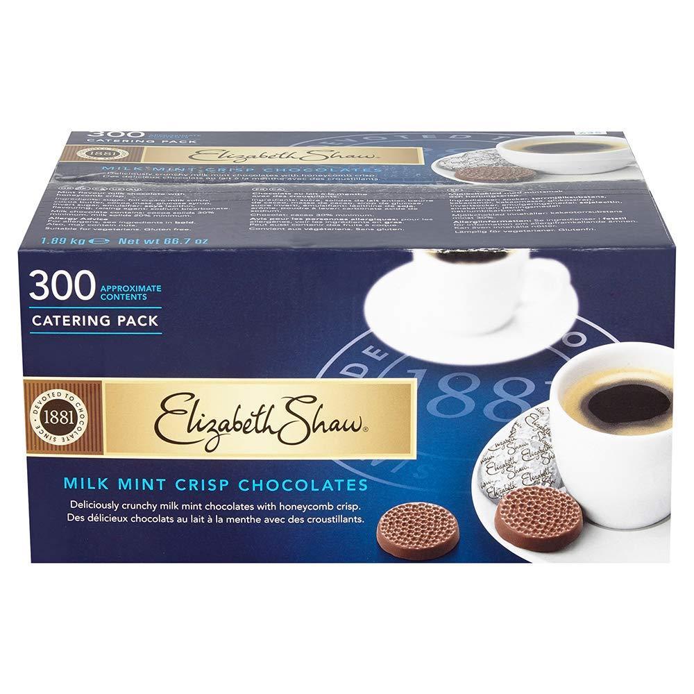Elizabeth Shaw Milk Mint Crisp Chocolate 1.89 kg