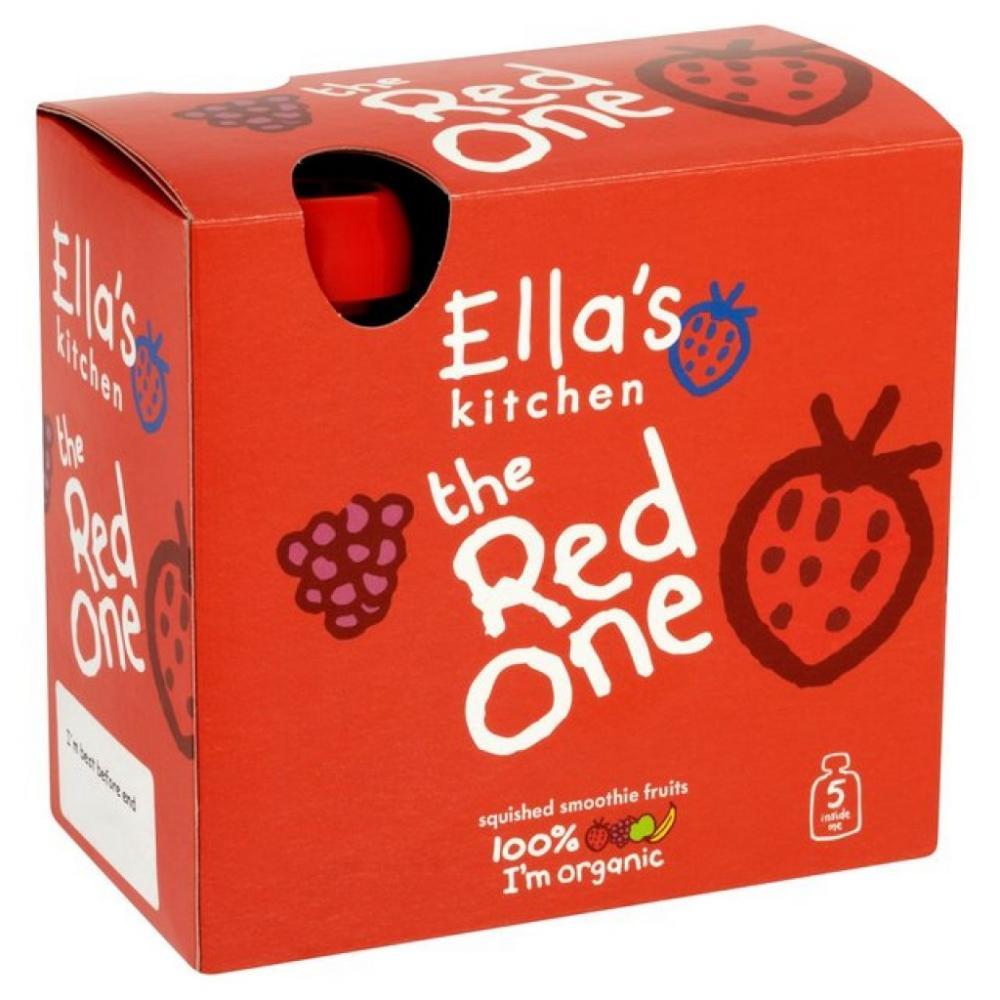 Ellas Kitchen The Red One 90g x 5