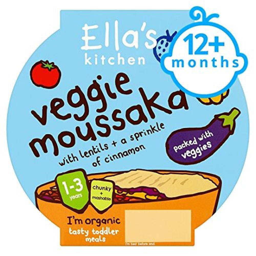 SALE  Ellas Kitchen Veggie Moussaka 1 to 3 Years 200g