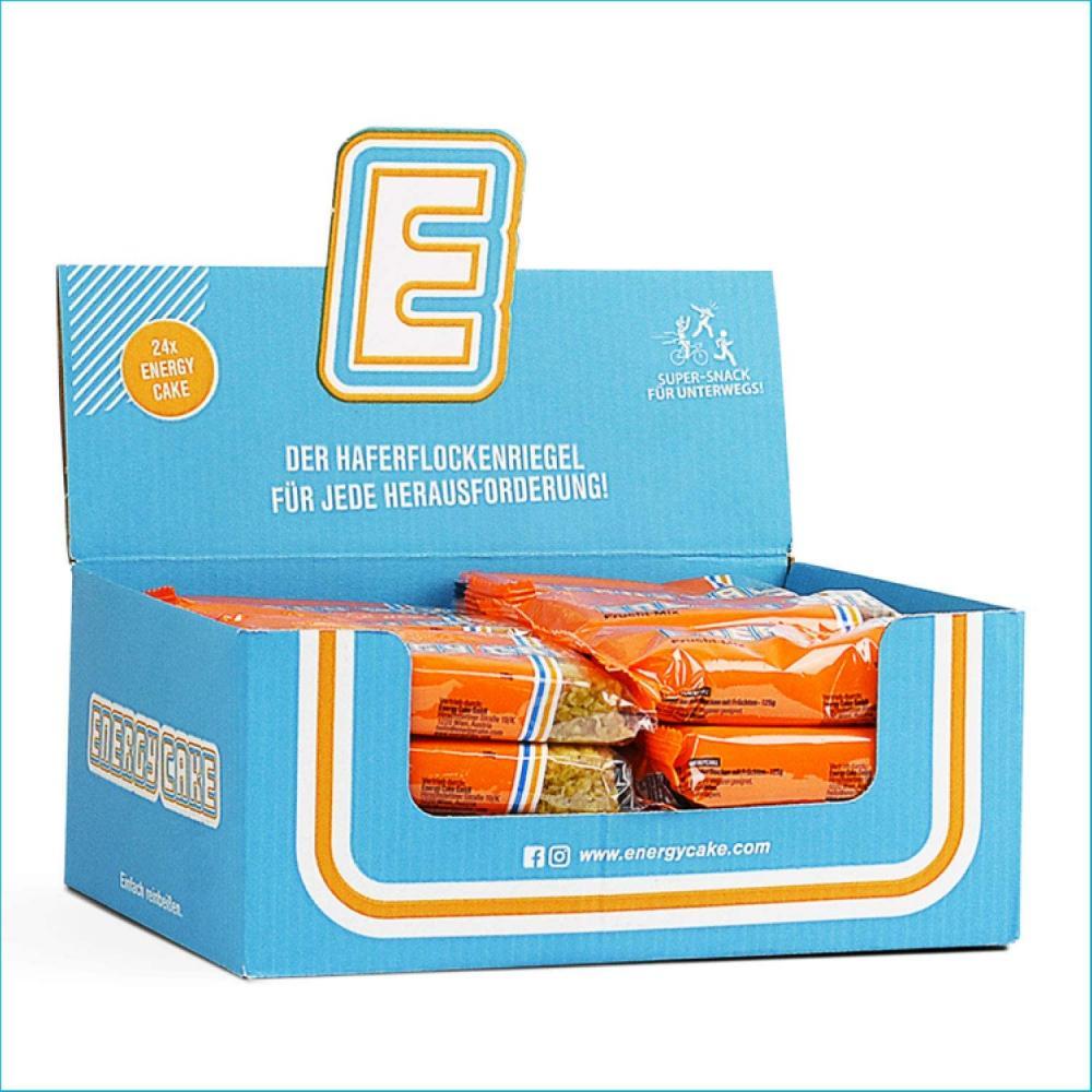 Energy Cake Fruit Mix 125g