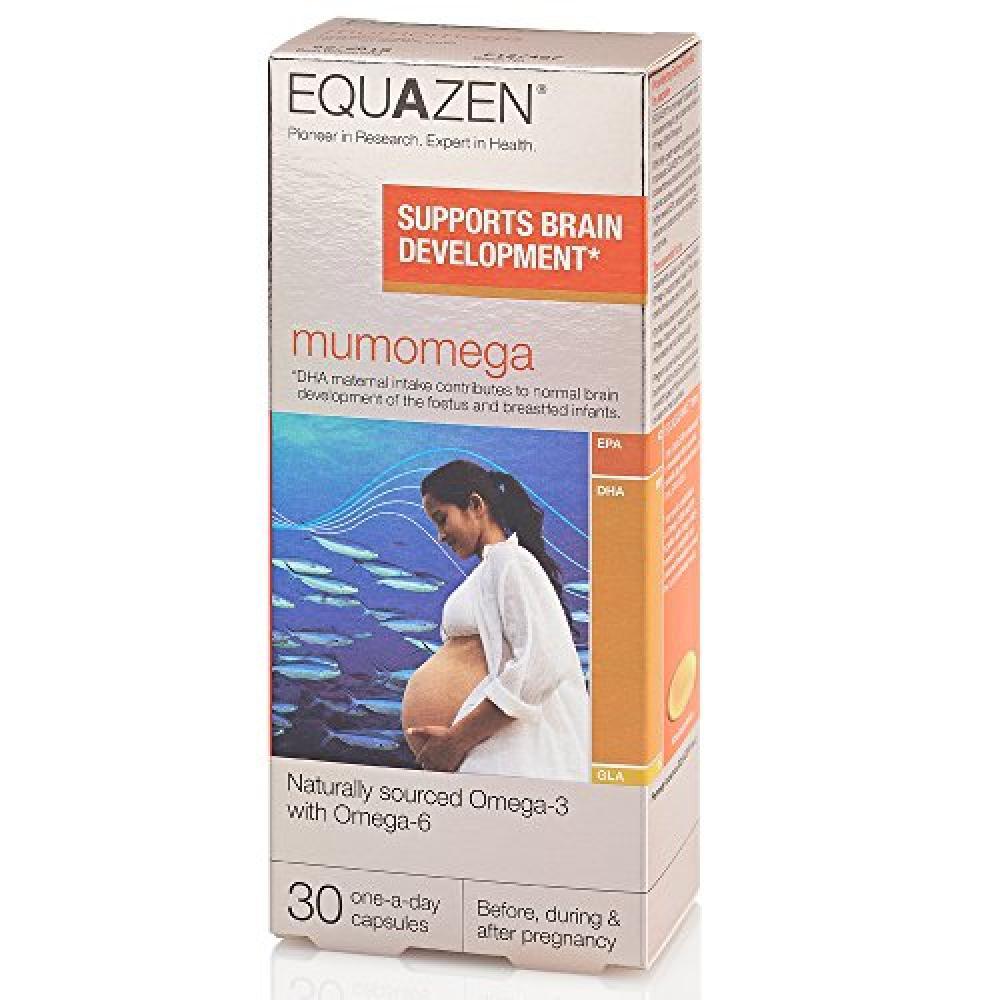 Equazen Mumomega Capsules (30)