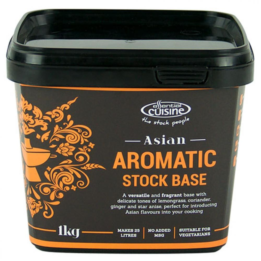 Essential Cuisine Asian Aromatic Stock Base 1kg