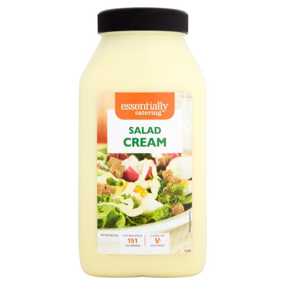 Essentially Catering Salad Cream 2.27 Litre