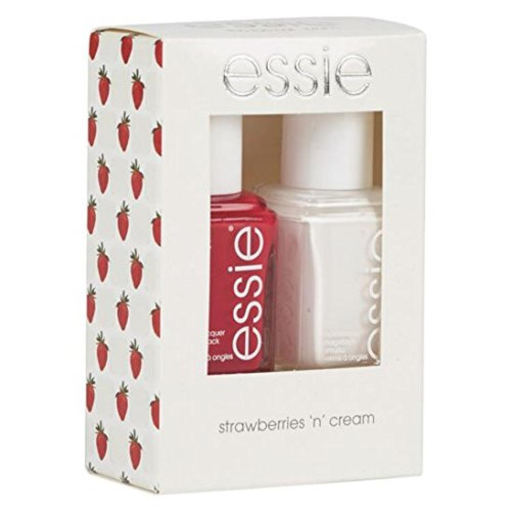 Essie Strawberries and Cream 2x13.5ml