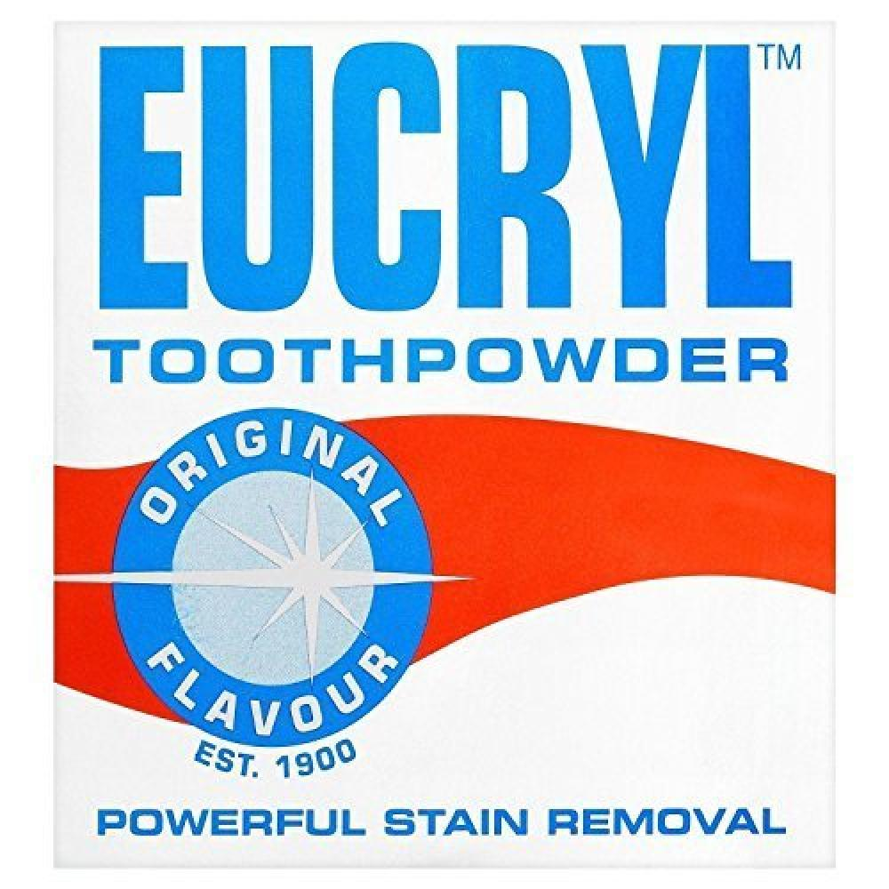 Eucryl Smokers Tooth Paste Freshmint 62g