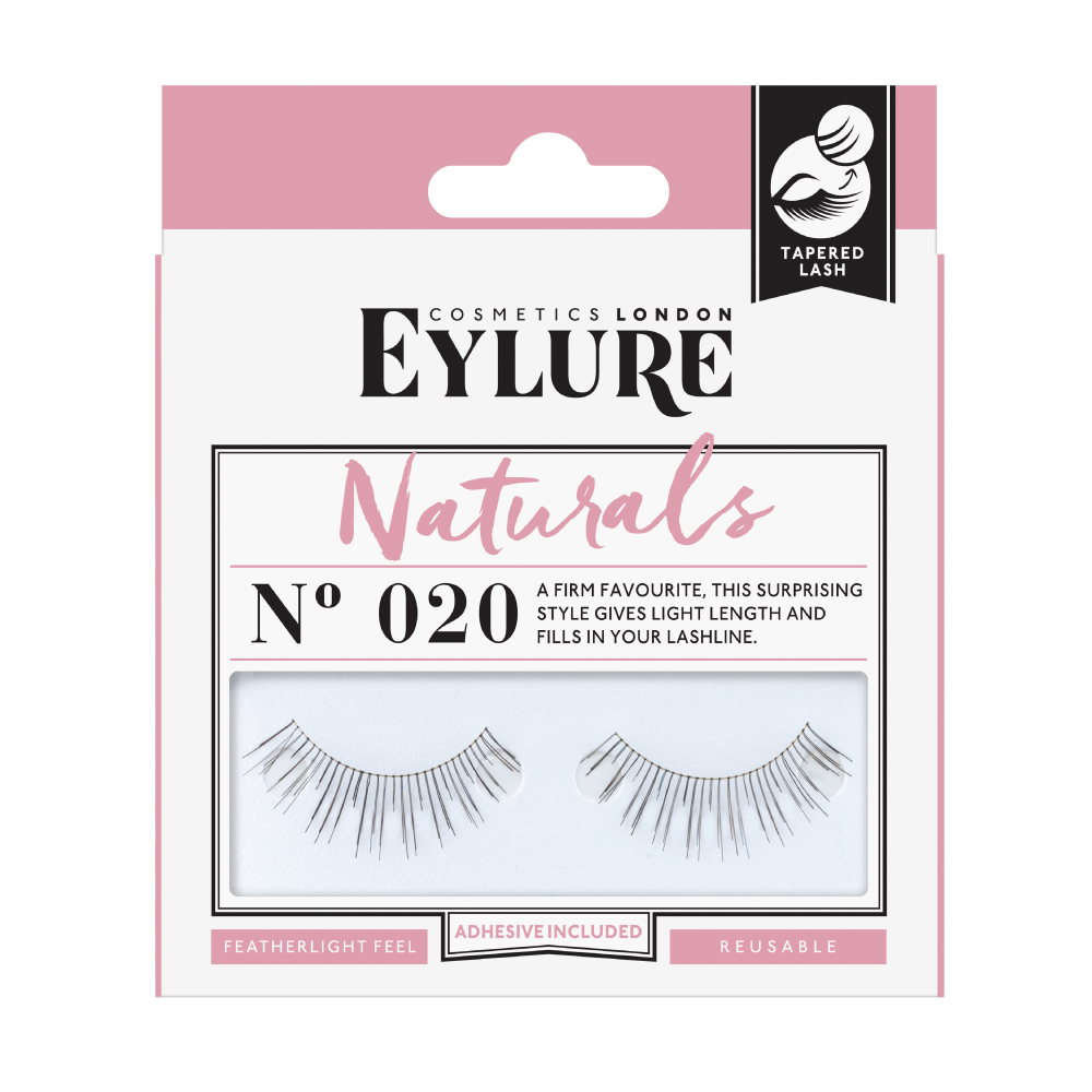 Eylure Naturals Strip Lashes No.020