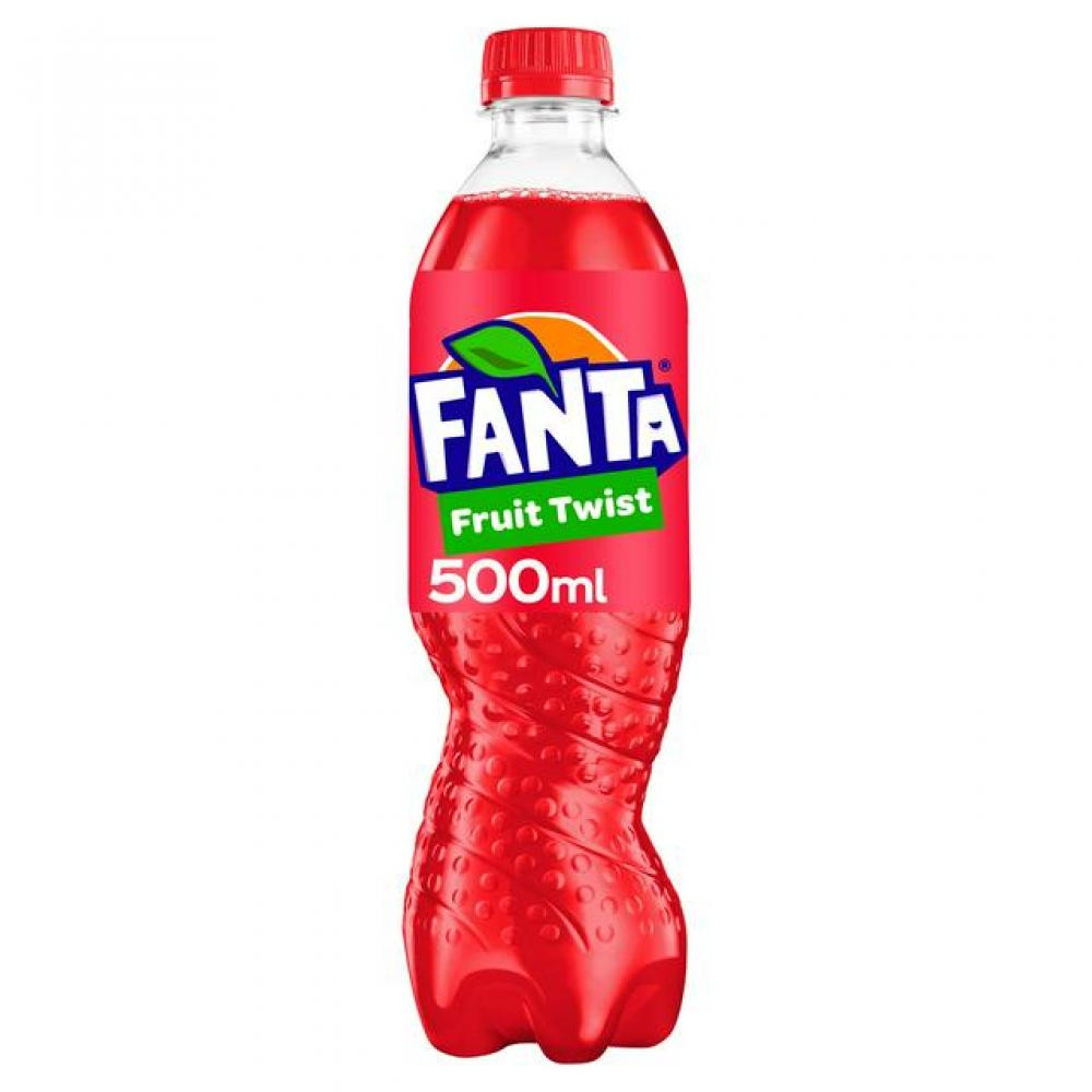 SALE  Fanta Fruit Twist 500ml