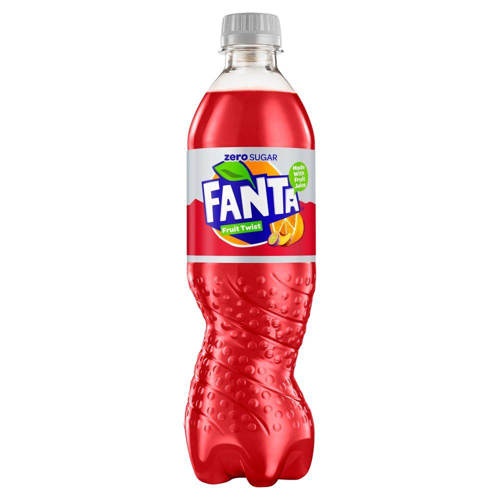 Fanta Zero Fruit Twist 500ml