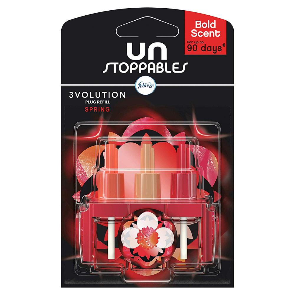 Febreze Unstoppables 3 Volution Plug in Refill Spring 20 ml