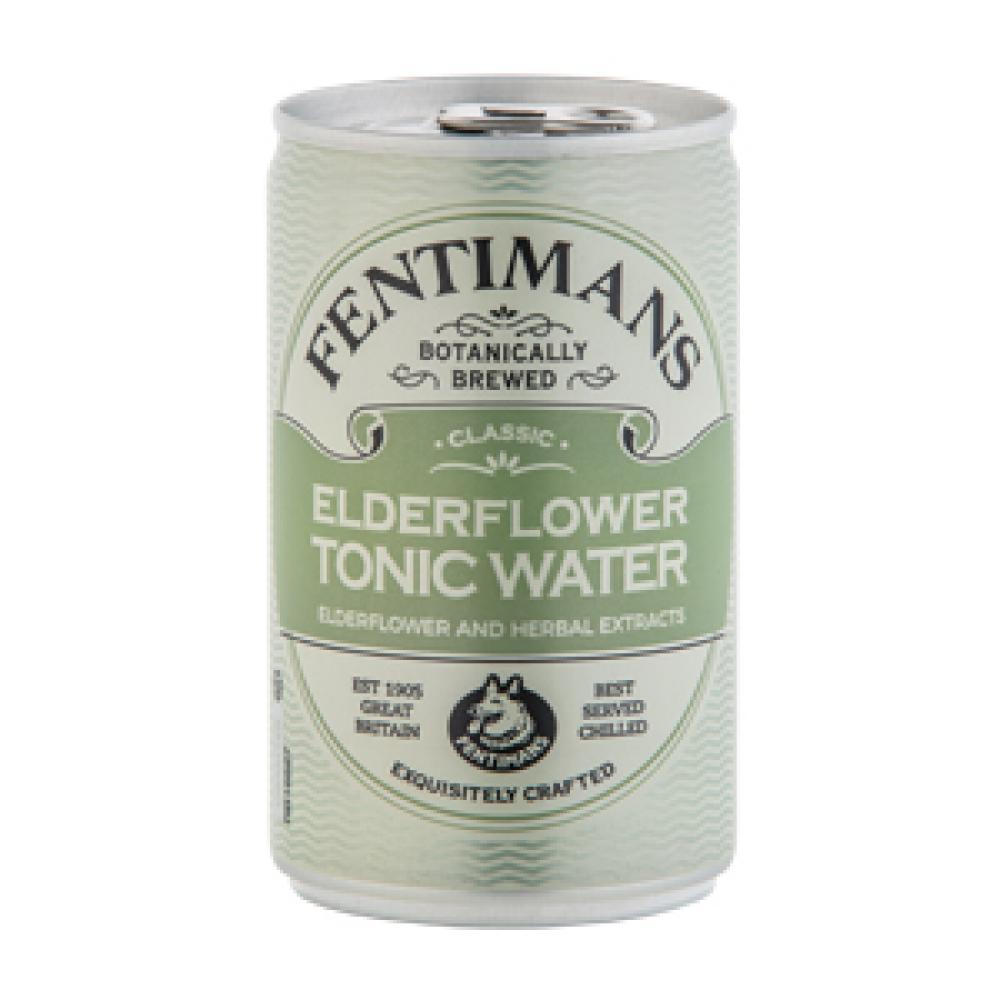Fentimans Elderflower Tonic Water 150ml