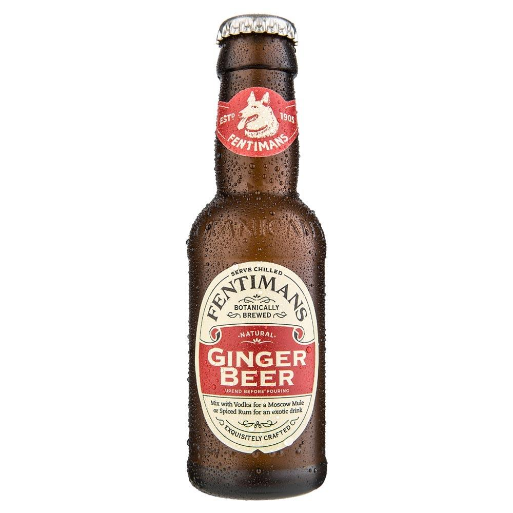 SALE  Fentimans Ginger Beer 125ml