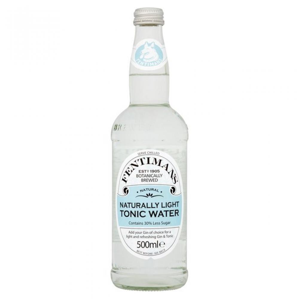 Fentimans Naturally Light Tonic Water 500ml