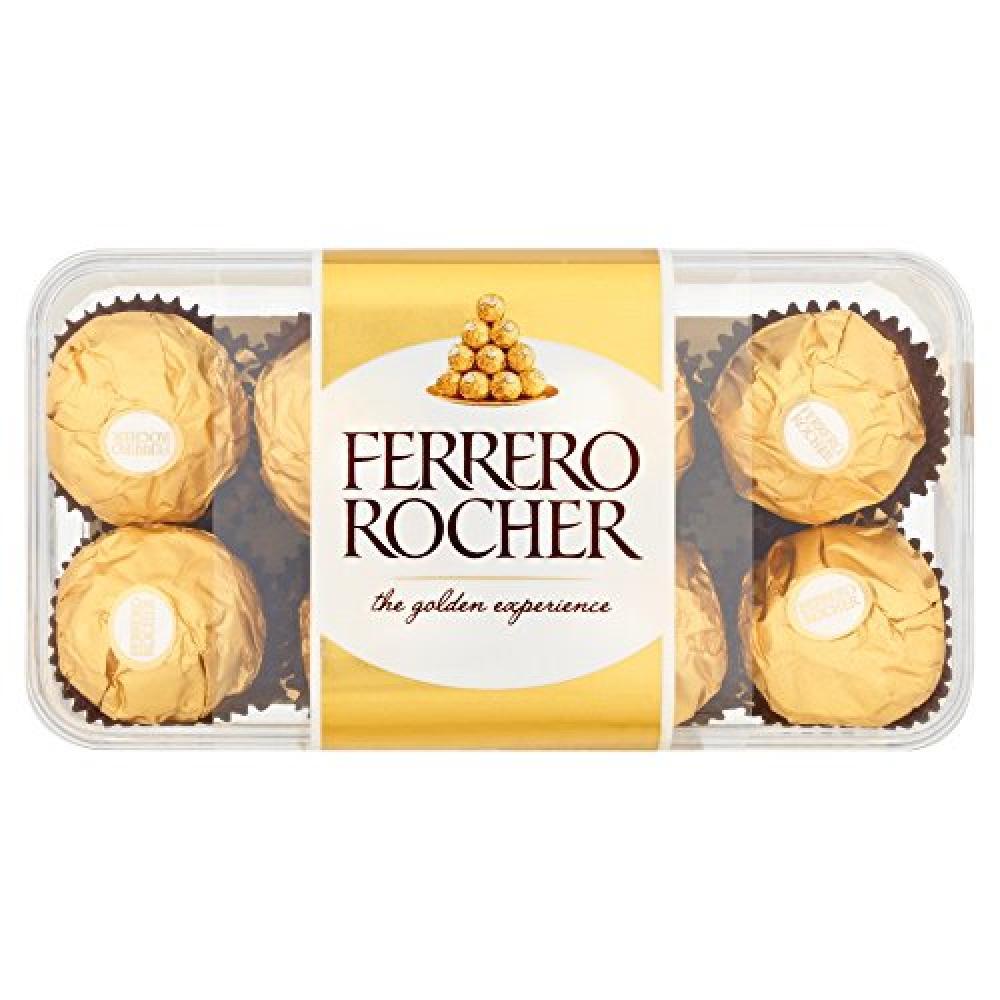 Ferrero Rocher 16 Pieces 200g