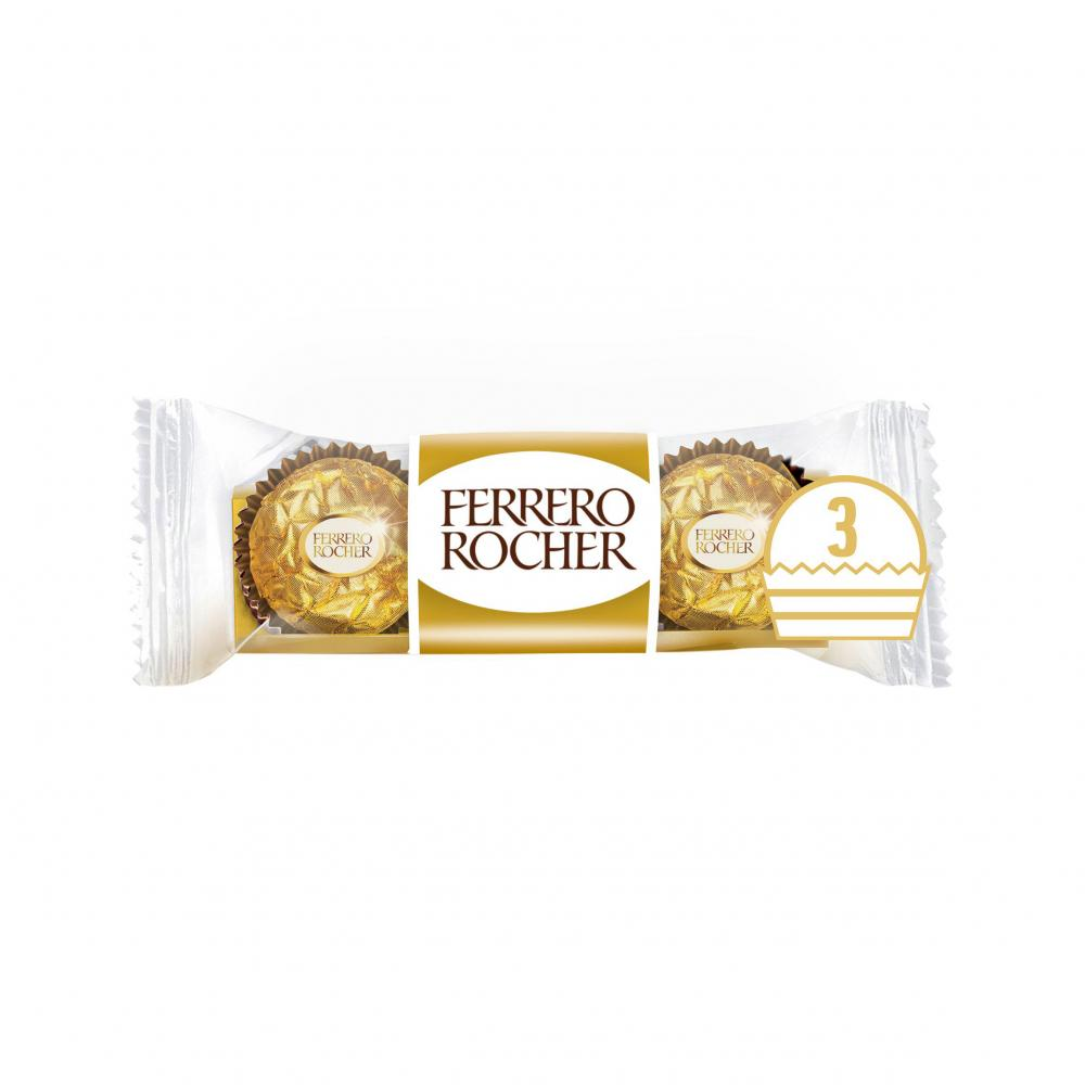 Ferrero Rocher 3 Pack 37.5g