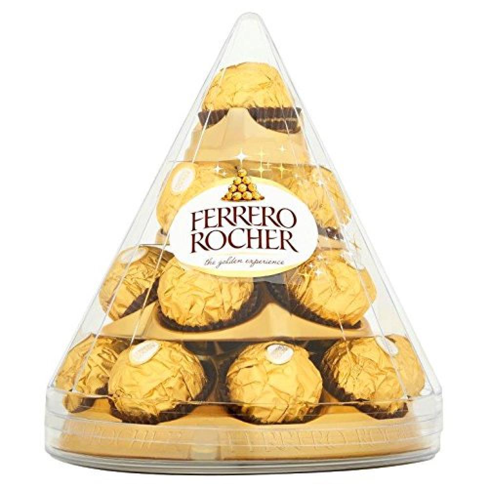 Ferrero Rocher Cone 17 Pieces 212.5g