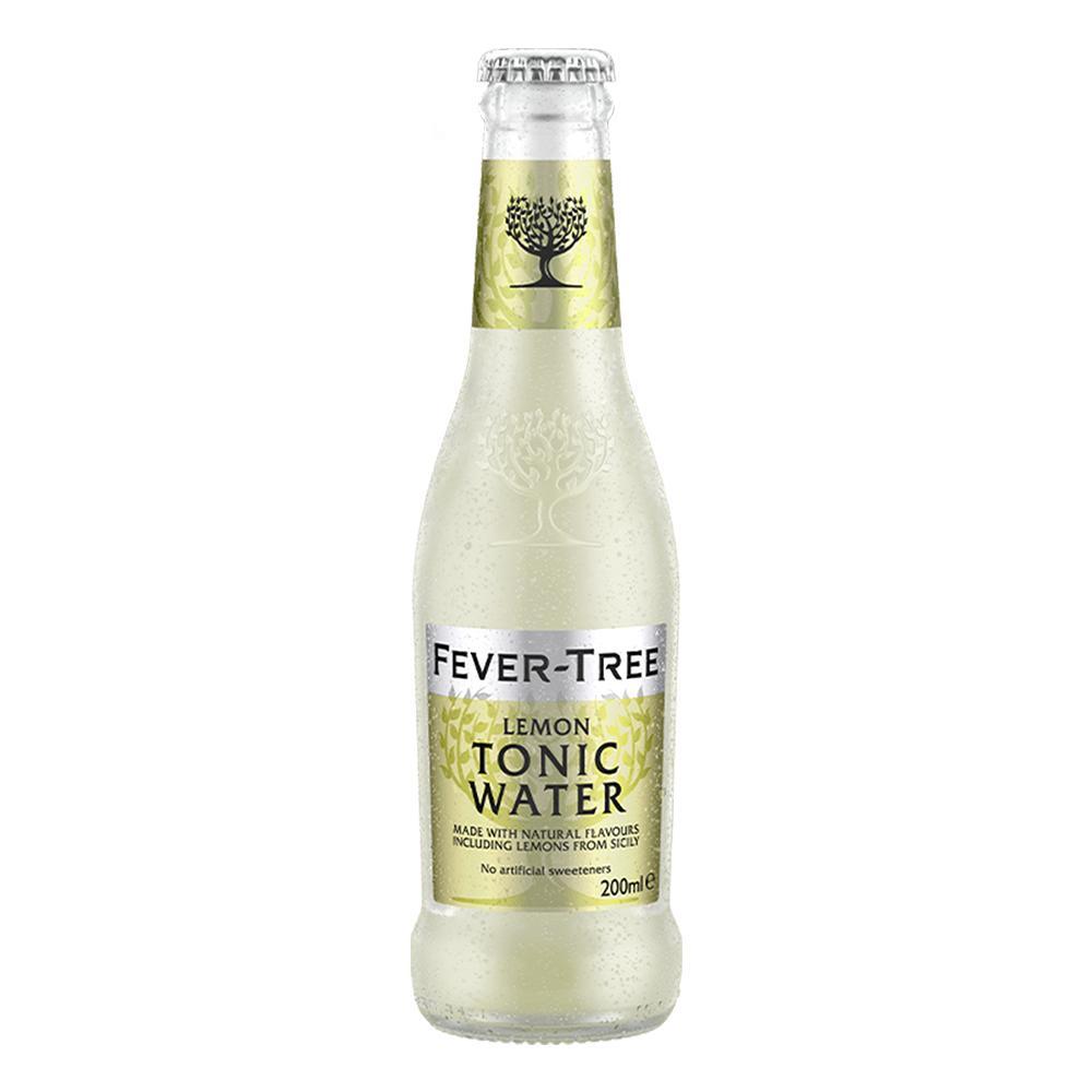 Fever Tree Lemon Tonic Water 200ml