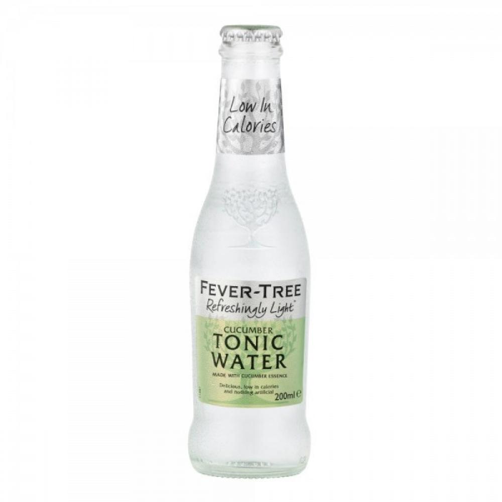 Fever Tree Light Cucumber Tonic Water 200ml