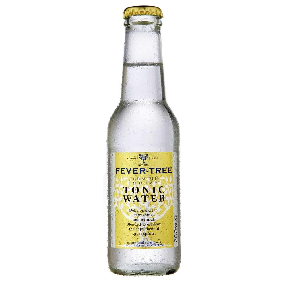 SALE  Fever Tree Premium Indian Tonic Water 200ml