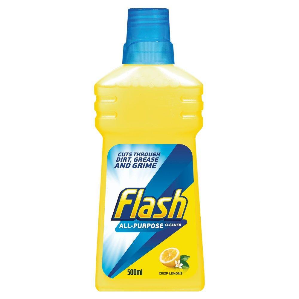 Flash All Purpose Cleaner Lemon 500ml