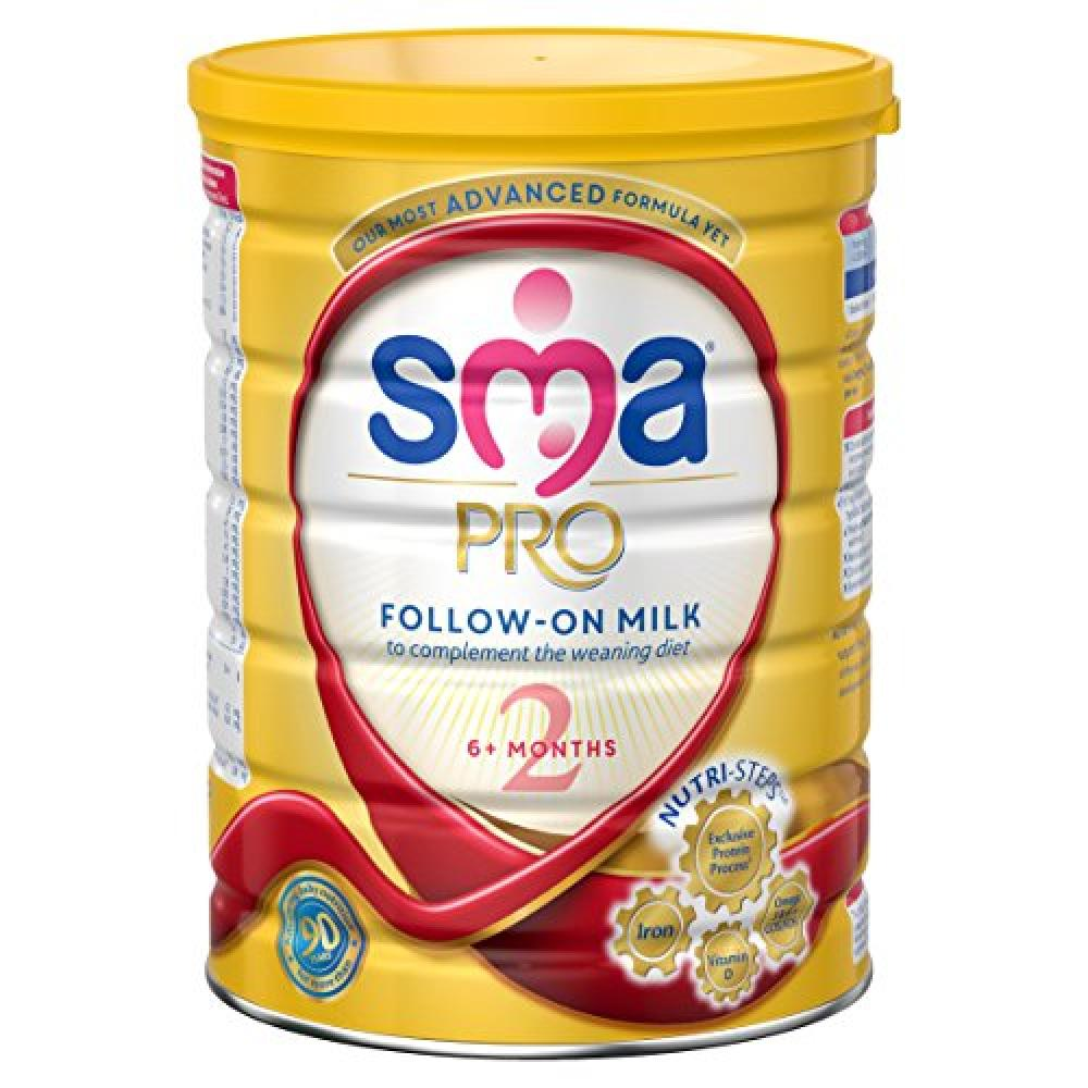SMA Follow-On Milk 6 Month Plus 800 g