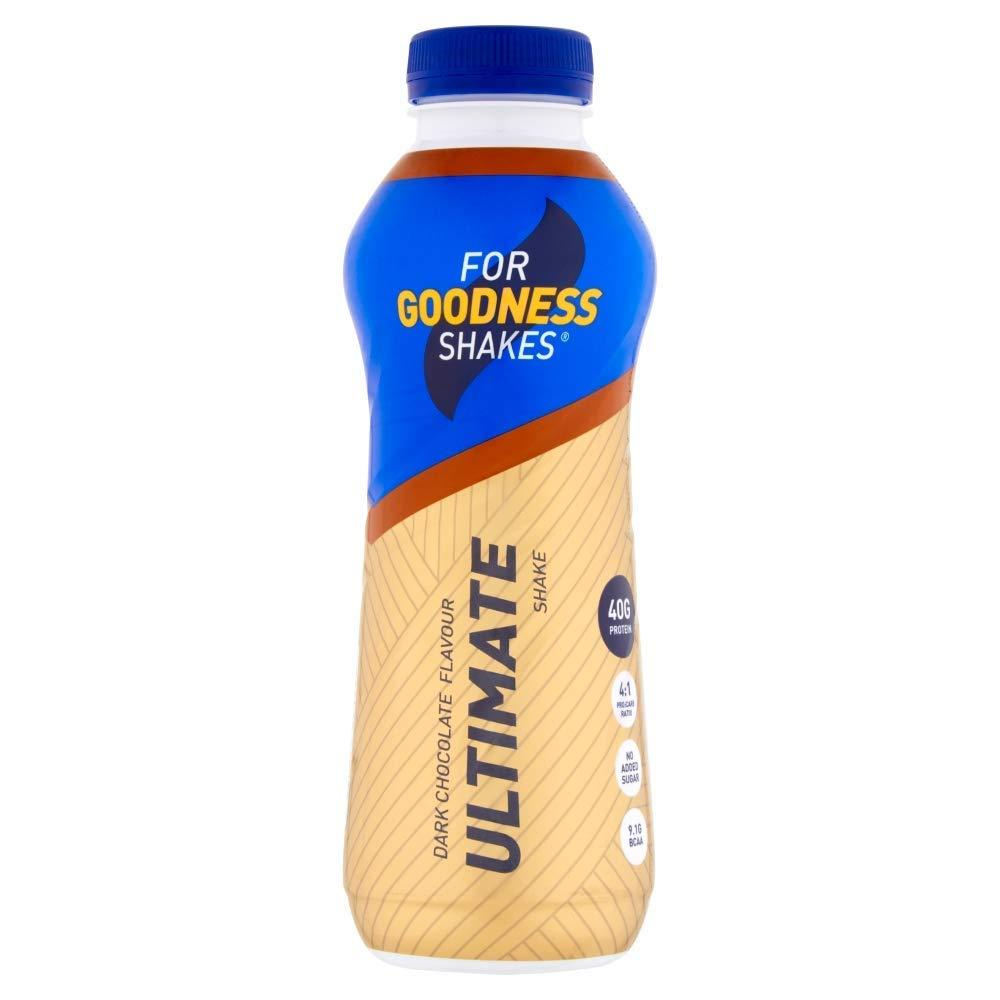 WEEKLY DEAL  For Goodness Shakes Ultimate Protein Chocolate Shake 475 ml