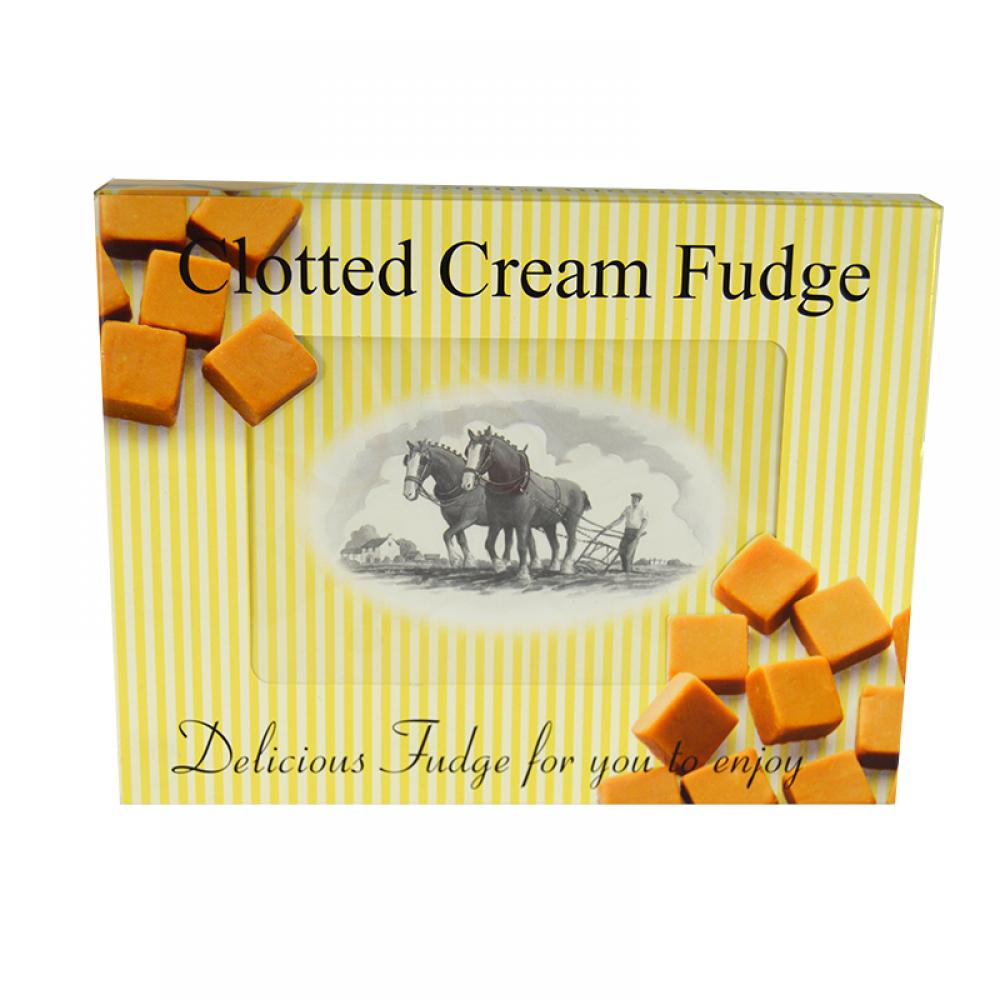 Fosters Traditional Foods Ltd Clotted Cream Fudge 200g