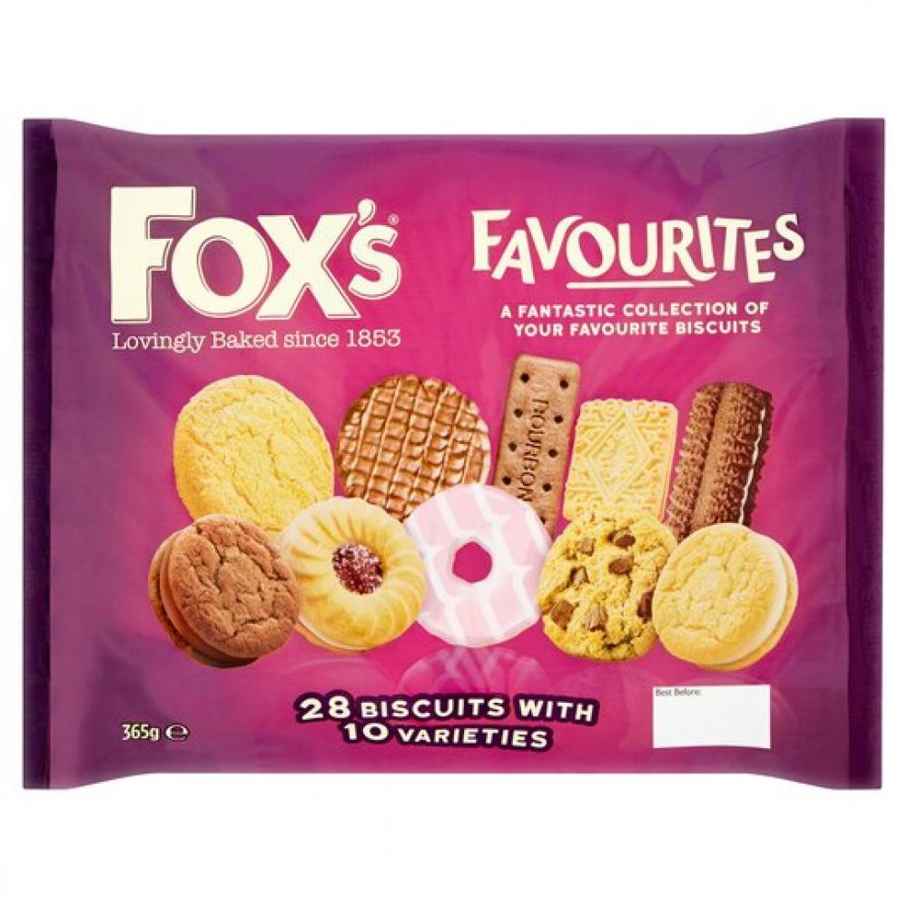 Foxs Favourites 365g