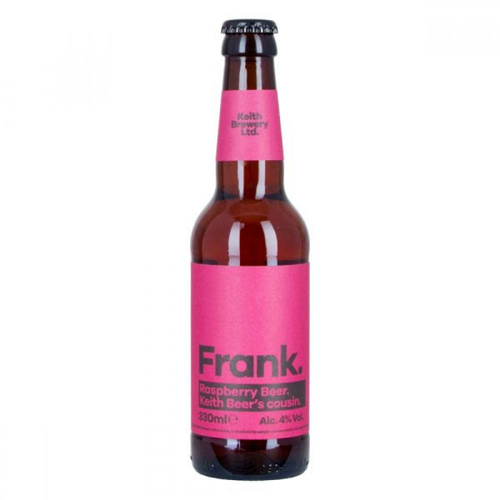 Frank Raspberry Beer 330ml