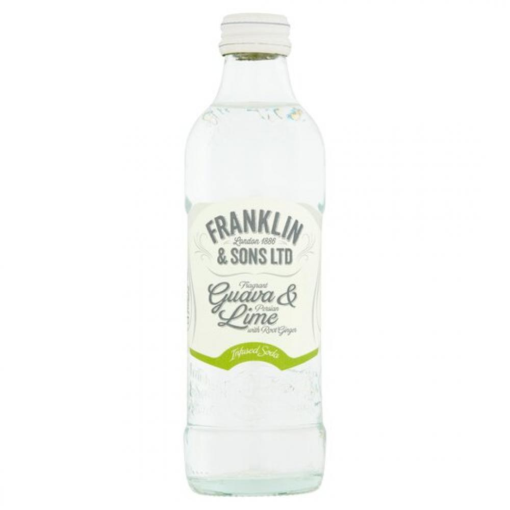Franklin and Sons Guava and Lime 275ml